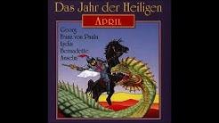 Das Jahr der Heiligen - April - Georg