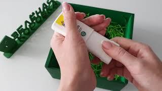 Зелёная Коробка. Видеообзор. Натуральные дезодоранты
