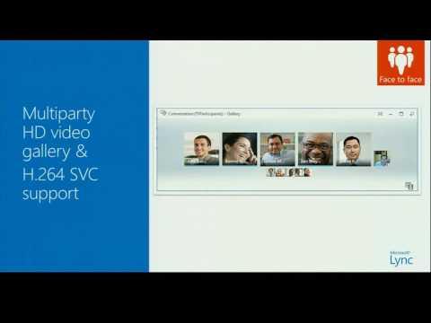 TechEd New Zealand 2012 Microsoft Lync 2013 Meeting Improvements