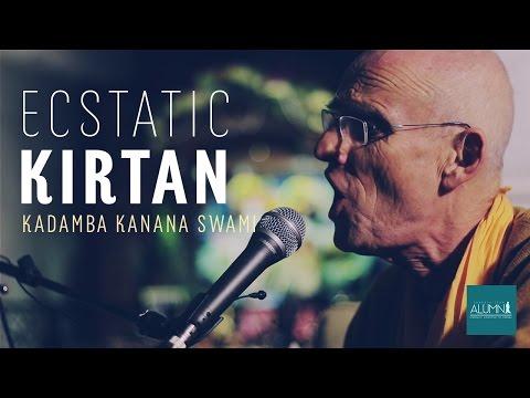 Киртан Кадамба Канана Свами - Экстатичный киртан