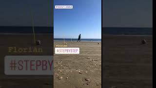 Φλοριάν στην παραλία