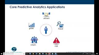 A no-nonsense guide t๐ predictive analytics in one hour - webinar recording