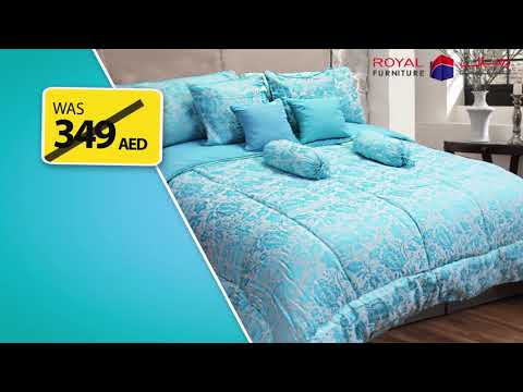 Part Sale up to 70% off at Royal furniture stores across UAE