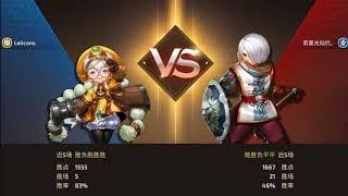 Dragon Nest Awake CN 95 PVP LADDER 1v1 Gear Master Gameplay