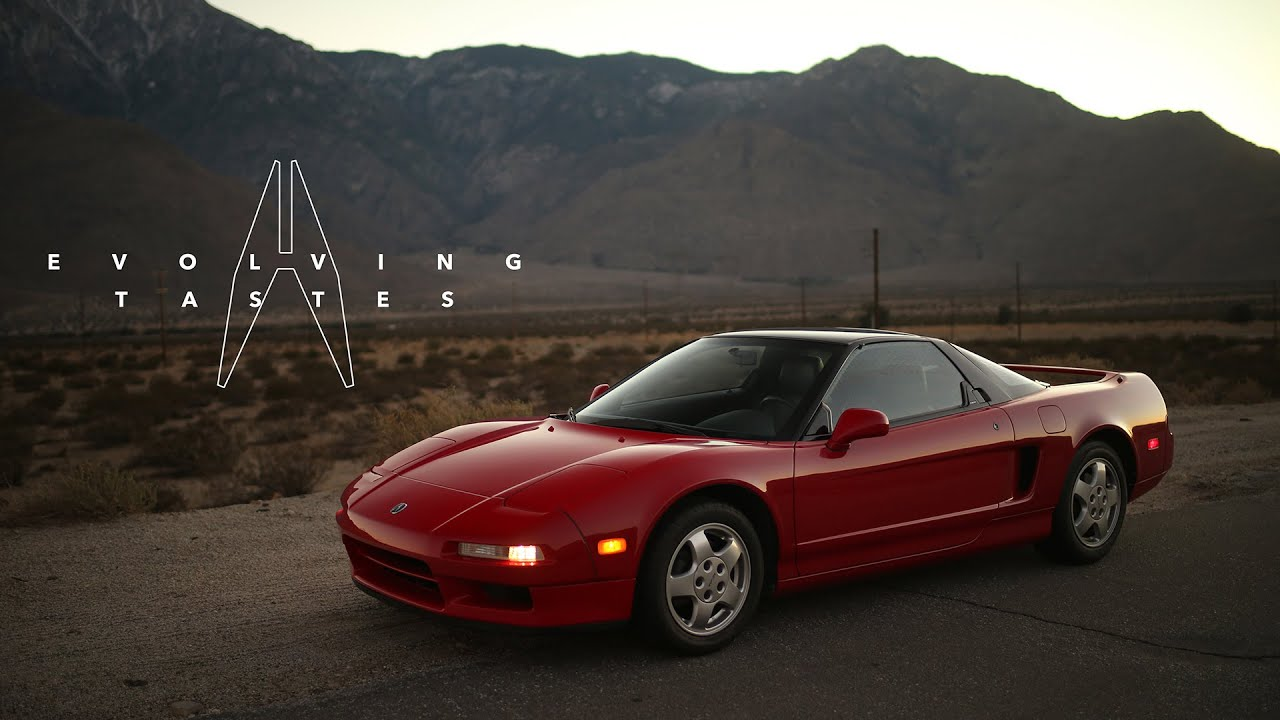 This Acura NSX Reflects Its Owners Evolving Tastes YouTube - Palm springs acura