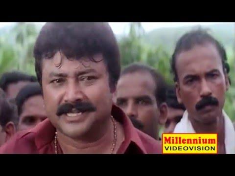 Malayalam Movie Scene | Kottaram Veettile Apputtan | Jayaram Fight Scene