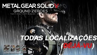 Metal Gear Solid V: Ground Zeroes (PS4) - Missão: Déjà-Vu - Noobons