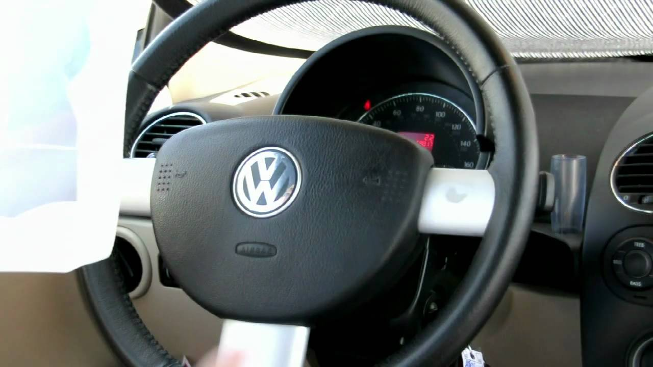 1 Minute Vw Steering Wheel Repair Youtube