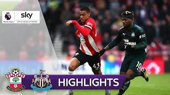 Newcastle nutzt krassen Fehler aus | Southampton - Newcastle 0:1 | Highlights - Premier League 19/20