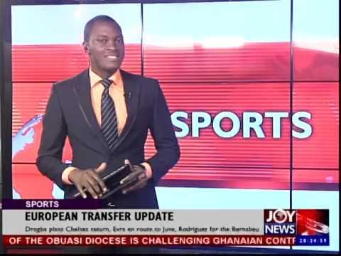Joy News @ 8 (21-7-14)