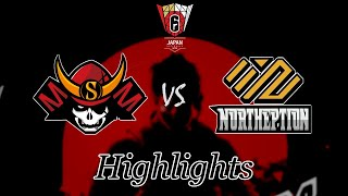Sengoku Gaming vs Team Northeption | ジャパンナショナルズ 2020 シーズン2 ハイライト【レインボーシックス シージ】