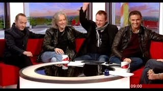Wet Wet Wet - Step By Step The Greatest Hits interview - BBC Breakfast