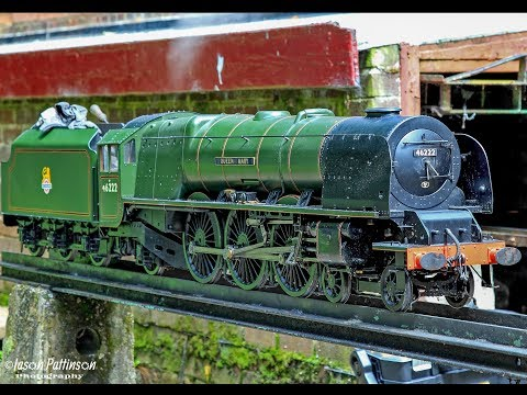 LMS Pacific Day at Sale Area Model Engineering Society - Duchess Coronation Princess