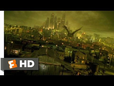 The Crow: City of Angels (1/12) Movie CLIP - Restless Souls (1996) HD