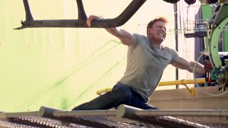 Captain America: Civil War: Behind the Scenes Movie Stunts and how it was done