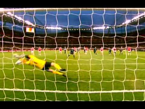 The Best and Worst of Arsenal's Goalkeepers 09-10