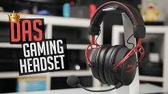 HyperX Cloud Alpha - DAS Gaming Headset!