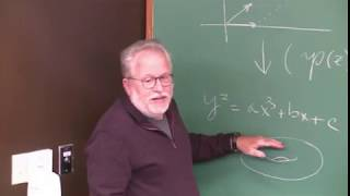 Michael Singer - Walks, Difference Equations and Elliptic Curves [2017]
