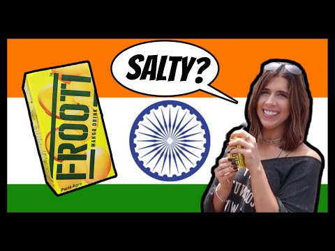 Americans Try FROOTI For the First Time | #Rickshawali