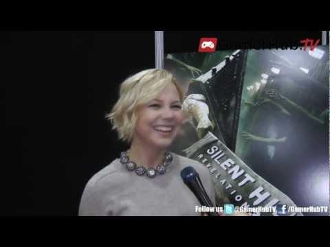 Silent Hill Revelation 3D Actress Adelaide Clemens Talks Video Games