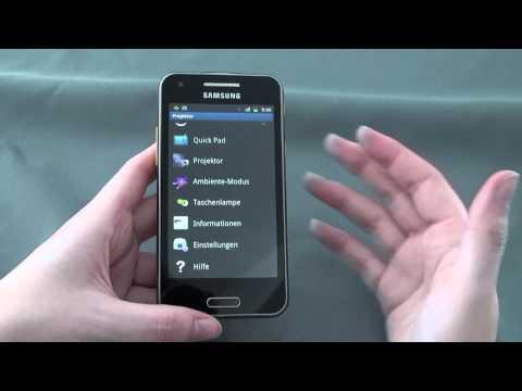 Samsung Galaxy Beam - Multimedia - Teil 5