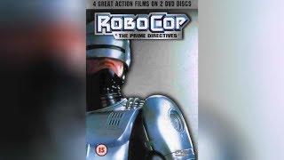 Робокоп возвращается - Крушение и ожог - Серия 4 (2001)