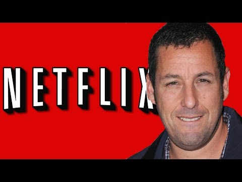 Adam Sandler Set To Star In 4 Movies For Netflix