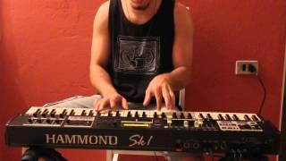 ( Carlos Arruda ) Roots Rock Reggae - HAMMOND SK1 - Stafaband
