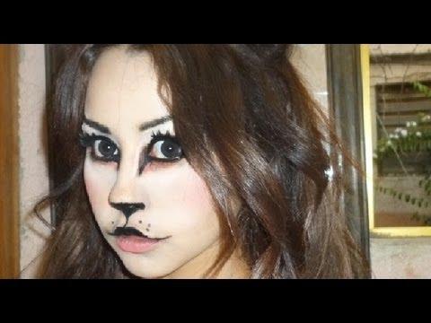 drisfraz gatita halloween YouTube