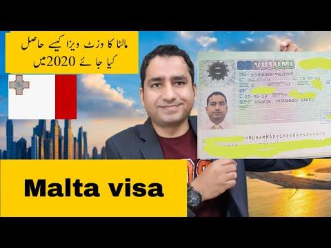 Malta Schengen Visa Requirements and Application Process.