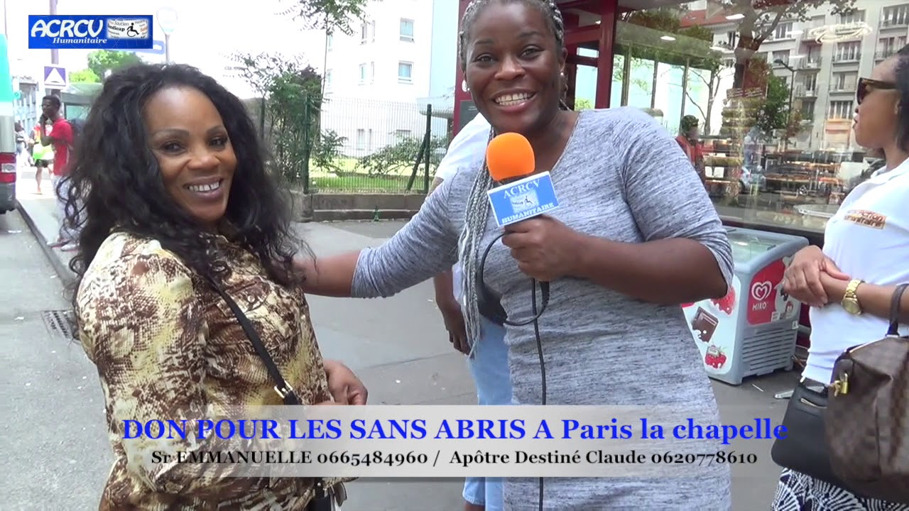les sans abris a paris la chapelle part 1 youtube. Black Bedroom Furniture Sets. Home Design Ideas