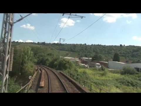 führerstandsmitfahrt: Luxemburg nach Trier HBF