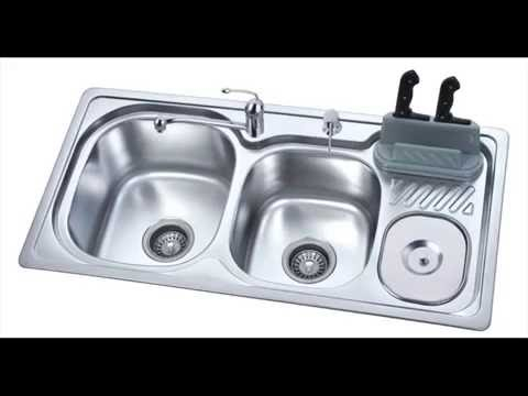 Stainless Steel Sinks Undermount Double Bowl