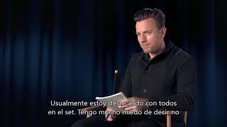 Ewan McGregor entrevista al elenco animado  de Christopher Robin