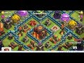 Clash of Clans - High Level Champions League Attack Strategy #8