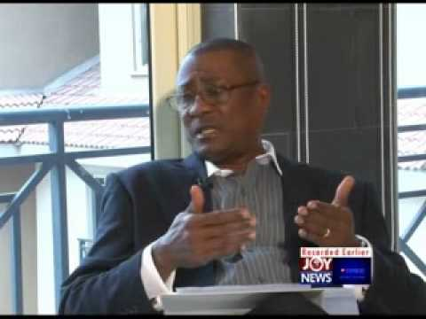 Sphynx Property Consult - PM Express on Joy News (10-7-13)