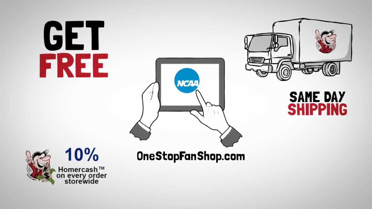 Our NCAA Shop Offers Free Shipping On All College Gear