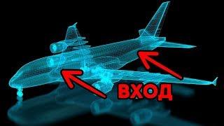 Почему вход в самолет всегда с левой стороны?