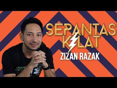 #SepantasKilat - Zizan Razak like gambar Mira Filzah dan nak Fattah Amin cuba buat lawak.