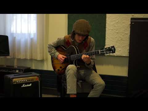 """Berklee Jazz Workshop Audition—""""Conference of the Birds"""" by Dave Holland"""