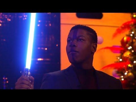Download Youtube: The Graham Norton Show HD - John Boyega and his lightsaber skills!