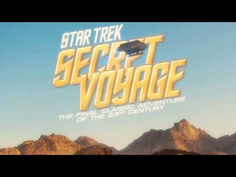 Star Trek Secret Voyage E02 Rise of the Gongdea Teaser 2014 HD