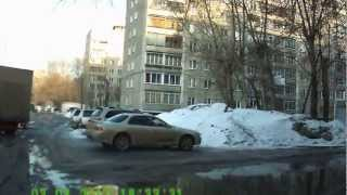 """""""Очищенные дворы Новосибирска"""""""