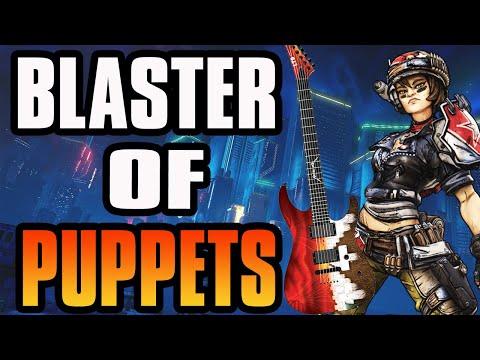Borderlands 3 Blaster Of Puppets Moze! BEST Blast Master COM Build +Game Sav |