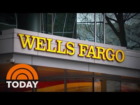 Wells Fargo Admits It May Have Opened Up To 3.5 Million Unauthorized Accounts | TODAY