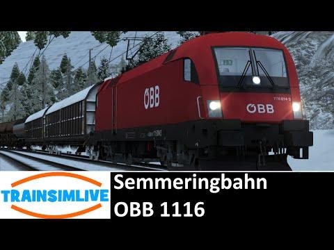Let's Play Train Simulator 2016 - Semmeringbahn, OBB 1116 |