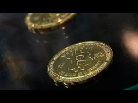 Bitcoin plunges, fueling fears of bubble