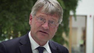 ► AfD - Jörg Meuthen: Schulz gibt es endlich zu – Deutschland soll bis 2025 abgeschafft werden
