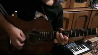 Веселая музыка гитары