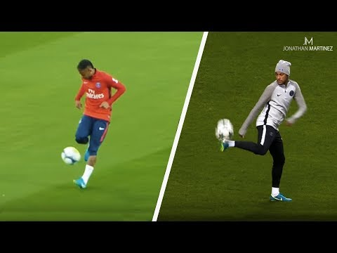 Neymar JR ● Freestyle Skills | 17/18 (No clickbait)